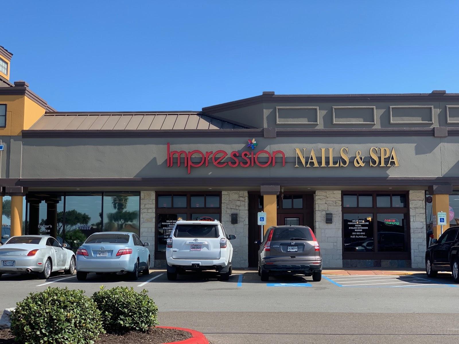 Nail Salon 78411 - Impression Nails & Spa - Nail Salon in South Side Corpus Christi TX 78411